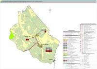 Копии карт планируемого размещения объектов в растровом формате