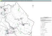 Копии материалов по обоснованию в виде карт в растровом формате (Схема инженерной)