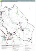 Копии материалов по обоснованию в виде карт в растровом формате (Схема транспортной)